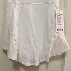 lululemon athletica Dresses - NWT Lululemon Serene Stride Dress in White